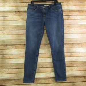 Levi's 711 Skinny Jeans 32